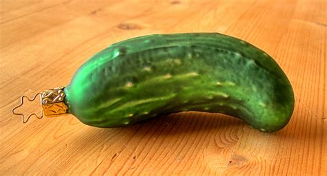 christmas pickle wikipedia