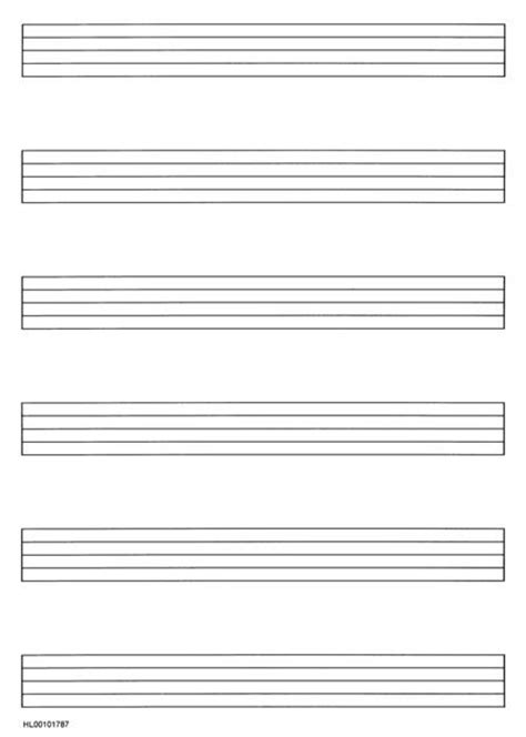 virtual music staff paper for your ipad tablet method 2 pdf files