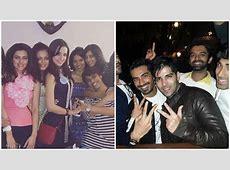 Sanaya Irani, fiance Mohit Sehgal party with friends days ... Kinshuk Mahajan And Sanaya Irani