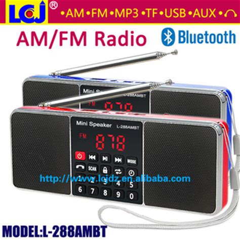 Speaker Advance Tp 200 Speaker Portable Radio Slo Limited l 288ambt portable mini mp3 player am fm radio bluetooths