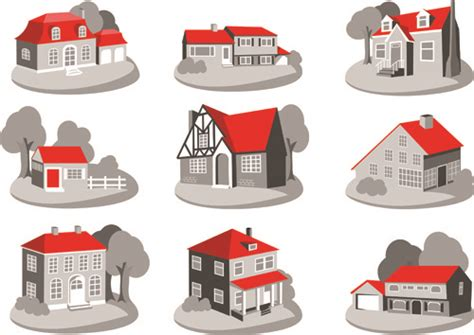 vector for free use 3d house icon 3d house free vector download 4 107 free vector for