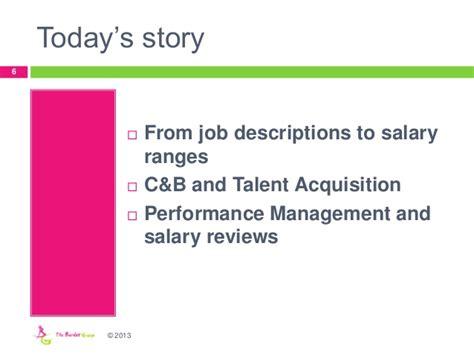 Talent Acquisition Manager Description by Essentials Of Compensation And Benefits Webinar Part 1
