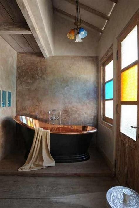 copper bathroom 17 gold bathroom designs with copper bathtub