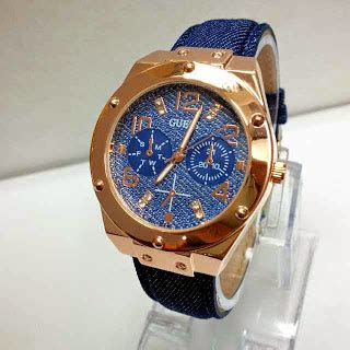 Guess Collection Combi Steel Wga jam tangan guess levis