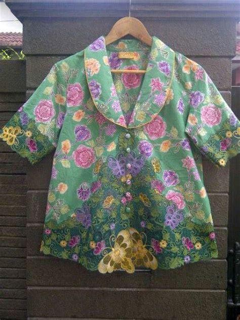 Baju Blouse Wanita Cut Out Top Alena Rumbai 1000 images about pola baju wanita on kimonos
