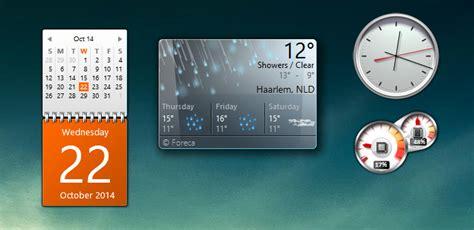 calendario para escritorio windows 7 c 243 mo habilitar los gadgets de escritorio en windows 10