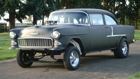 Celana Bikers By G N J Shop 1955 chevrolet bel air is one awesome gasser