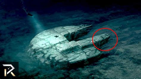 10 of the most amazing 10 most amazing underwater discoveries