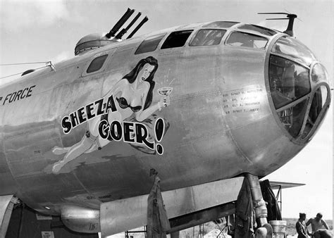 jet prop by falkeeins boeing b 29 superfortress nose