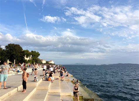 sea organ croatia 7 unforgettable experiences in the dalmatian coast croatia