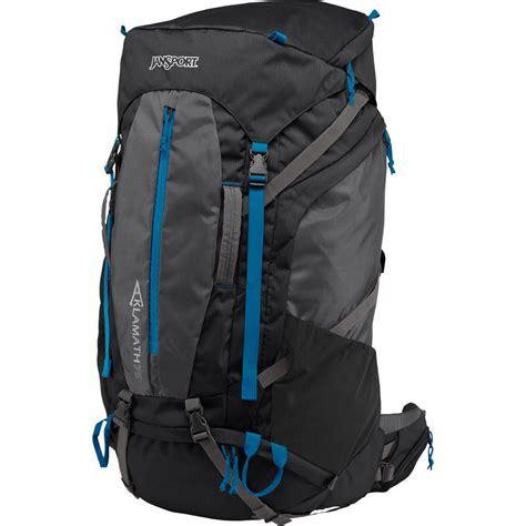 jansport klamath 75l backpack backcountry