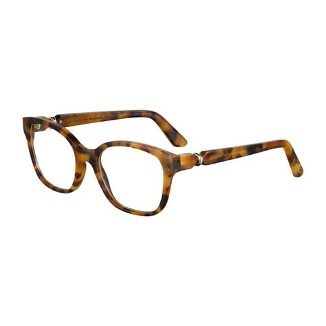 Cartier 2 In1 1 de cartier collection light tortoiseshell effect composite 3 tone finish