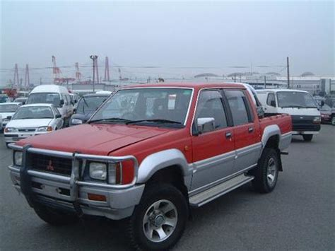 mitsubishi strada modified mitsubishi strada modified