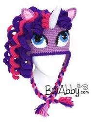 unicorn pattern costume quest 1000 images about crochet my little pony hats on