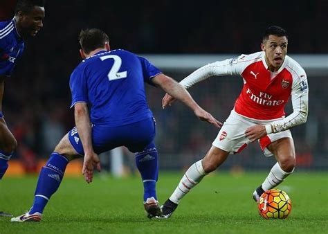 chelsea alexis sanchez arsenal 0 1 chelsea player ratings
