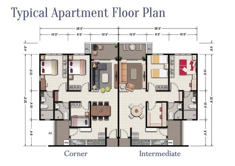 typical floor plans of apartments timbok jaya apartment