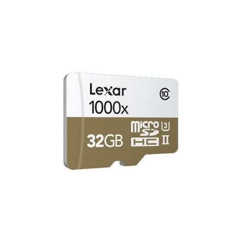 Micro Sd Uhs 2 tarjetas lexar professional 1000x microsdhc microsdxc uhs