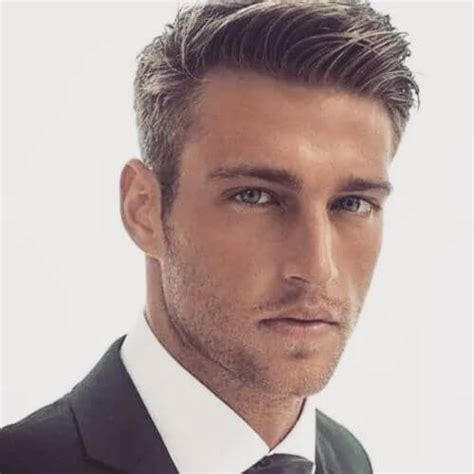 20 hairstyles for men with thin hair