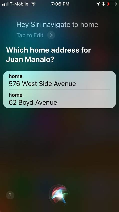 apple maps 101 how to change your home or work addresses