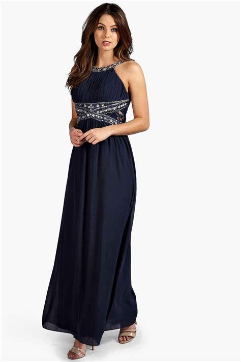 Maxi Detail Renda 1 boohoo womens embellished lace detail chiffon maxi dress ebay