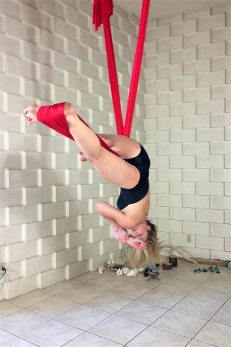 yoga swing tutorial 233 best images about aerial yoga and dance on pinterest