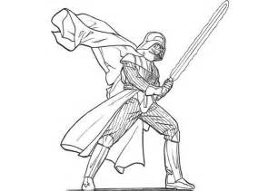 darth vader coloring page simple wars coloring pages