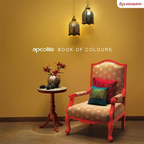 Home Decor Walls by Asian Paints Apcolite Book Of Colours By Asian Paints
