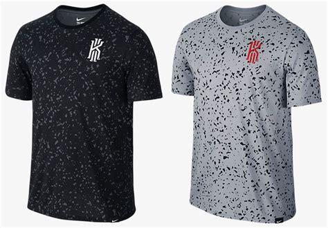 Tshirt Kyrie Nike Niron Cloth nike kyrie 2 inferno shirt sneakerfits