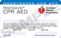 Heartsaver Cpr Aed Card Template by Ahaハートセイバーcpr Aedコース 沖縄 那覇 受講申し込み Bls横浜