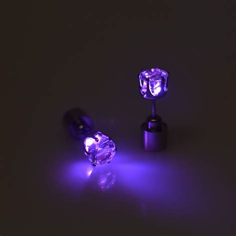 Light Up Earrings by 1pc Fashion Design Jewelry Light Up Crown