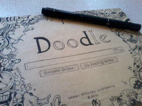 doodle sketchbook kerby rosanes doodles friday illustrated