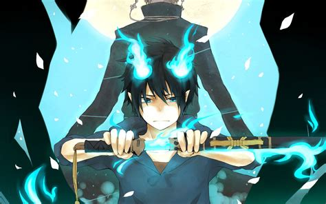 ao no exorcist ao no exorcist images rin hd wallpaper and background