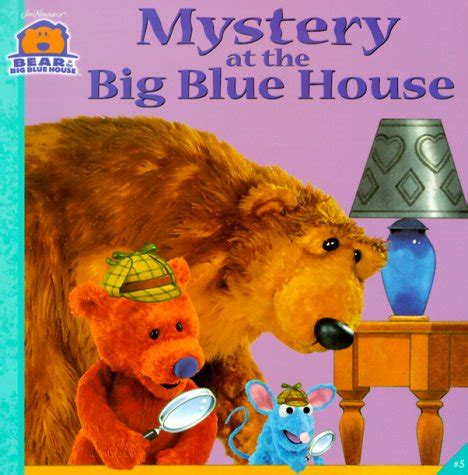 And The Big Blue House by Bookbest Children S Books Obsessions Tv In The