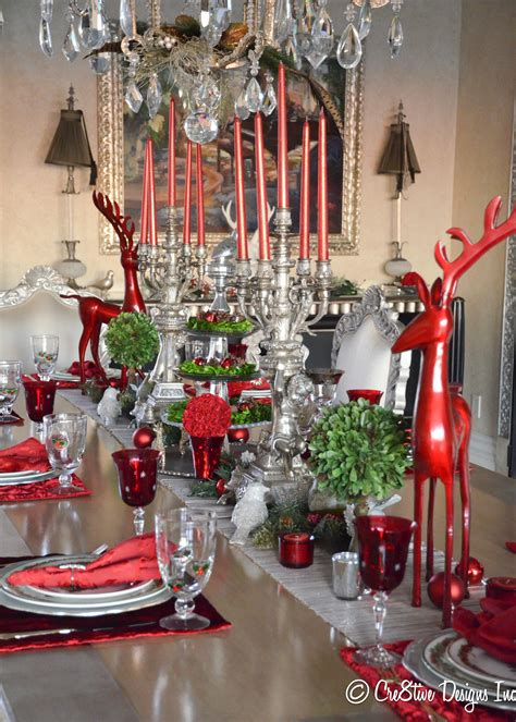 new christmas table decoration ideas 2012 46 with