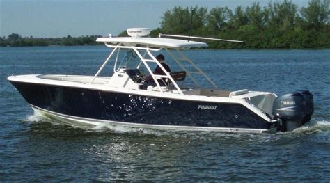 neff yacht sales used 28 foot pursuit s 280 sport center - 28 Foot Pursuit Boats For Sale