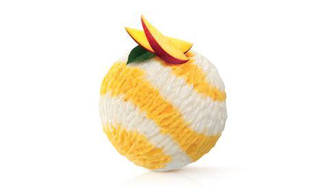 Mango und Rahmglace   Mövenpick