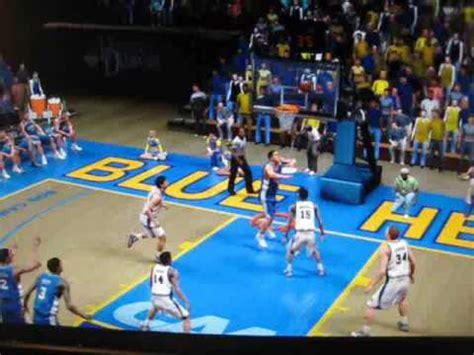 ncaa college hoops 2k8 ncaa college hoops 2k8 gameplay appreciation 2 youtube