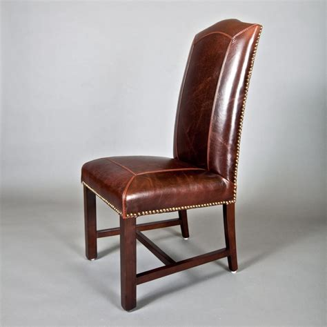 leather dining chairs set of 2