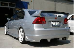 honda civic 2001 tuning