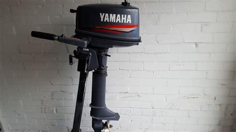 buitenboordmotor yamaha 4 pk yamaha 4pk 2 takt langstaart alwas handelsonderneming