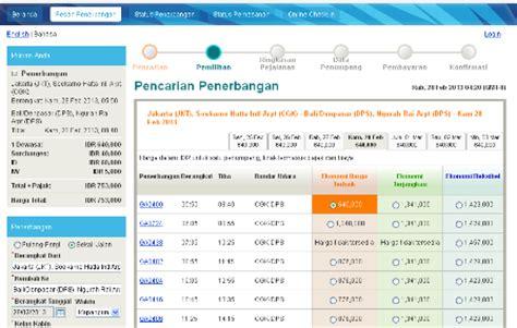 garuda indonesia pesan tiket pesawat garuda indonesia di pesan tiket pesawat di padang sumatra barat cara pesan