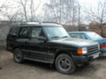 how petrol cars work 1997 land rover discovery parking system used 1997 land rover discovery pictures 3 9l gasoline automatic for sale
