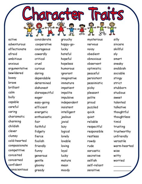 Character And Letter Difference Traits Quotes Quotesgram