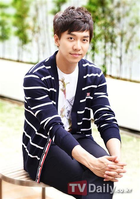 lee seung gi next drama lee seung gi eyes cop role for next drama 187 dramabeans