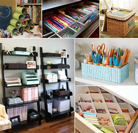 organizing your home office 40 clever tricks to organize your home office