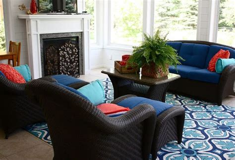 The Pba Carpet And My Styling Project by Pool House Styling Project Room Makeovers