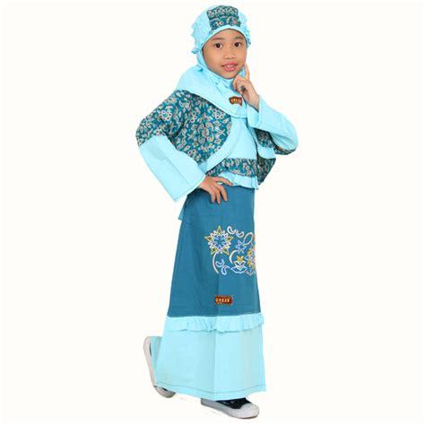 Baju Anak Tinker Bell Family detail produk baju anak muslimah thinker bell biru toko bunda