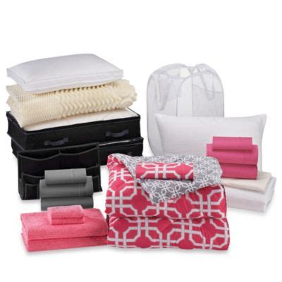 bed bath and beyond dorm bedding buy dorm bedding from bed bath beyond