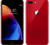 Image result for iPhone 8 Red Front