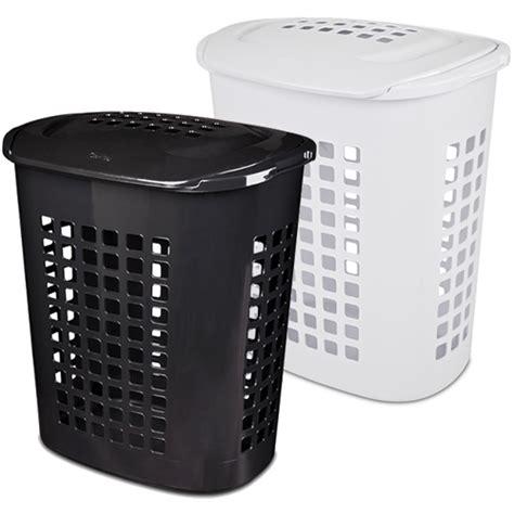 Sterilite 174 Laundry Baskets Hers U S Plastic Corp Sterilite Laundry